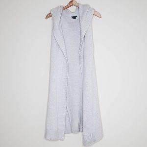 Theory Long Knit Vest